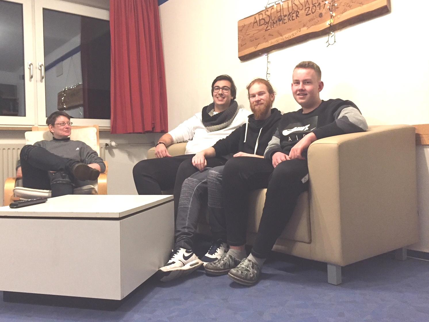 Spende Firma Lair Büro Und Objekt Bayreuth Ein Sofa Für Unsere